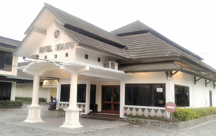 Hotel Serayu Timika Timika - loby hotel