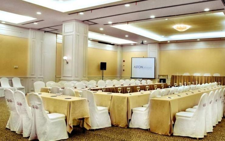 Aston Jayapura - Meeting Room