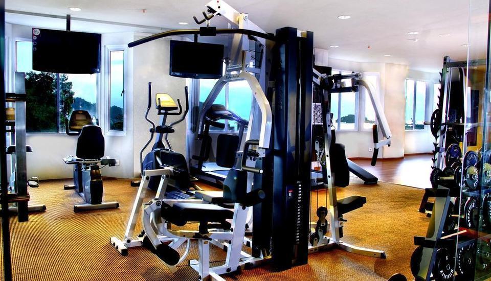Aston Jayapura - Fitness