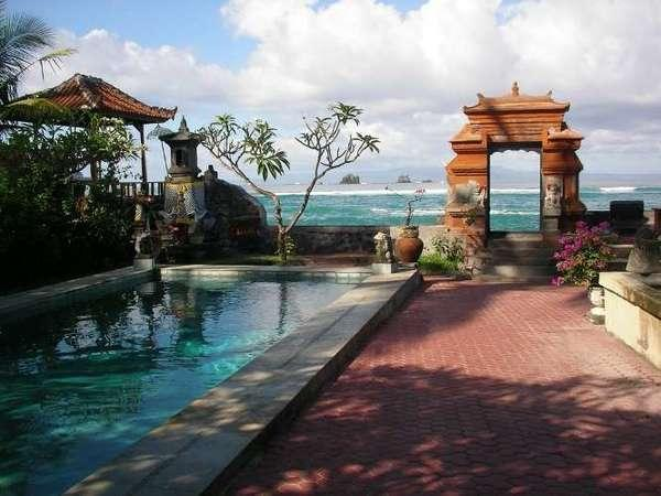 Puri Oka Beach Bungalows Bali - Pool22