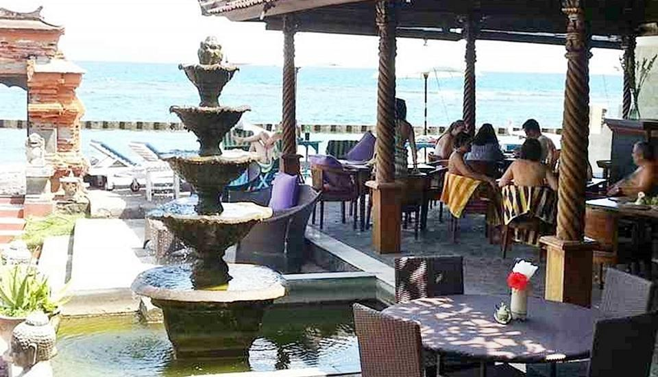 Puri Oka Beach Bungalows Bali - Pantai