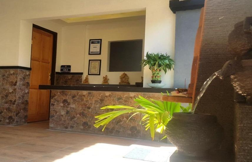 Doubleyou Homestay Bali - Resepsionis