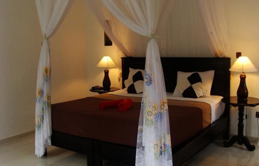 Doubleyou Homestay Bali - Deluxe Room Regular Plan
