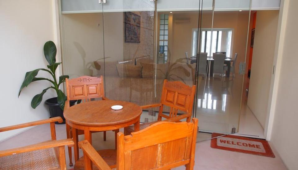 CT 195 Bandung - Interior