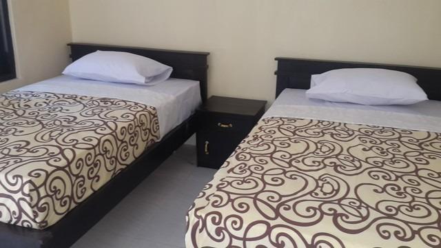 Belong Bunter Homestay Bali - kamar twin standar