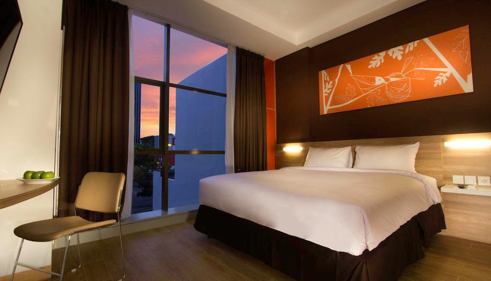 G7 Hotel Jakarta - Double Bed
