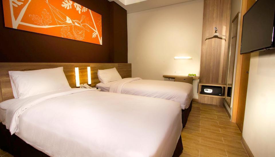 G7 Hotel Jakarta - Twin Bed