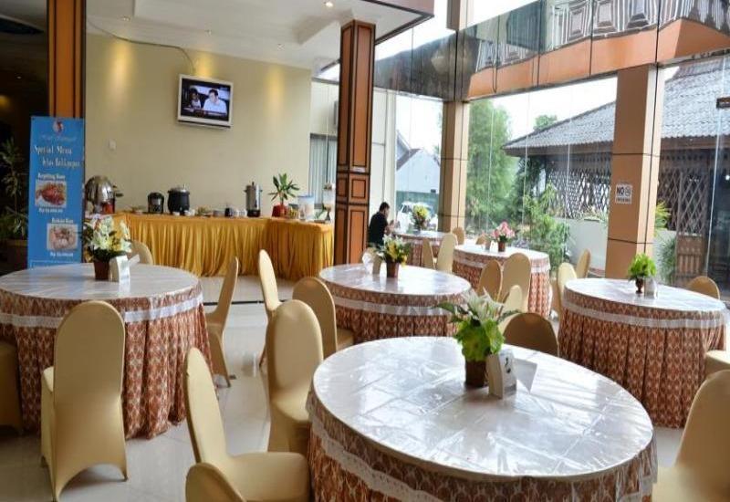 Hotel Sepinggan Balikpapan - Restaurant