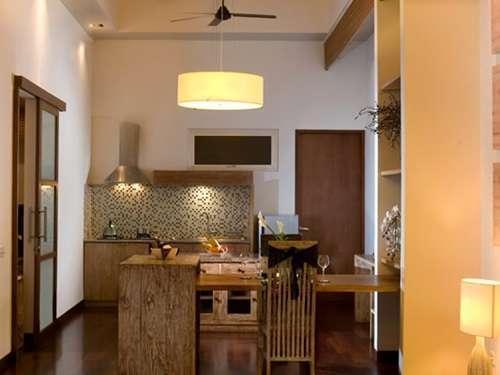 SEIRYU VILLA Bali - Ruang makan
