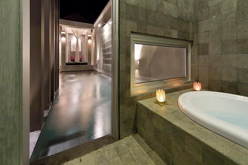 SEIRYU VILLA Bali - Kamar mandi
