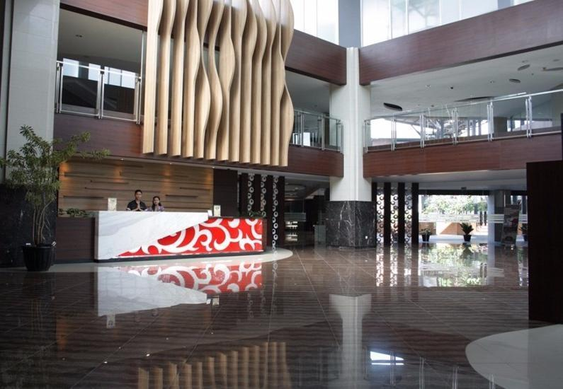 Hotel Asri Sumedang Sumedang - Lobby