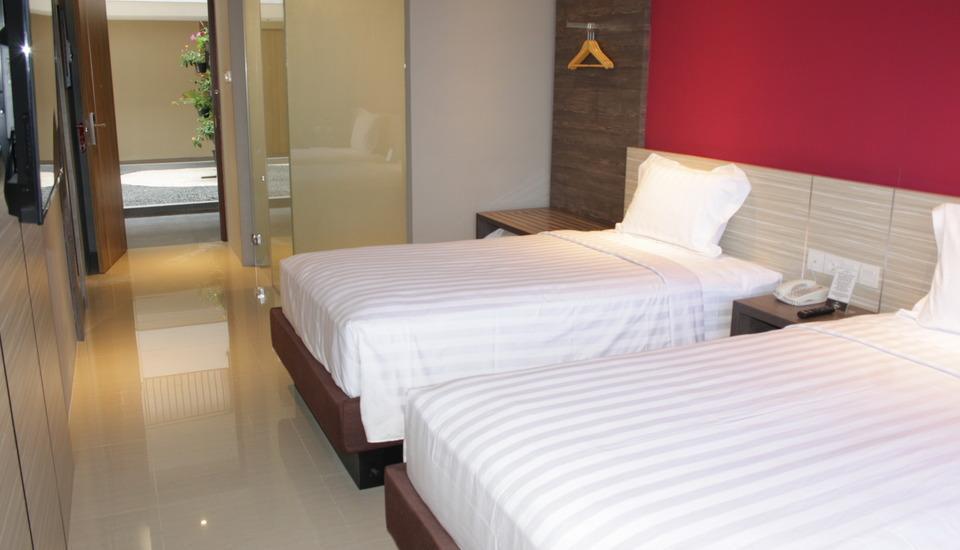 Hotel Asri Sumedang Sumedang - Superior Room Regular Plan