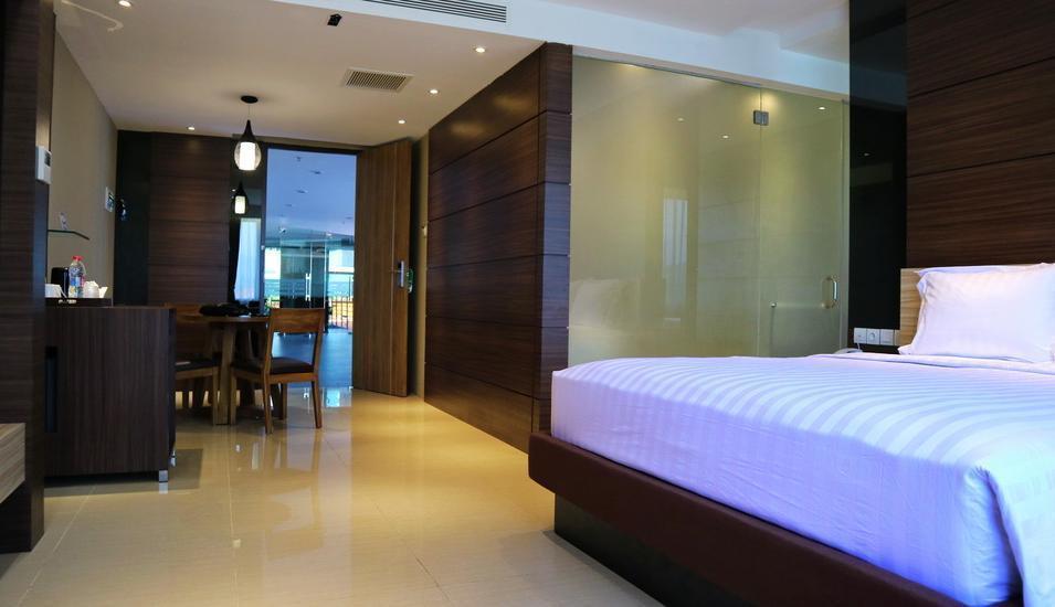 Hotel Asri Sumedang Sumedang - Suite Bed Room