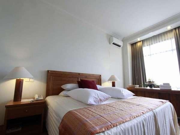 Mesra Business & Resort Hotel Samarinda - Deluxe Room With Breakfast Reguler (Buffet) Regular Plan