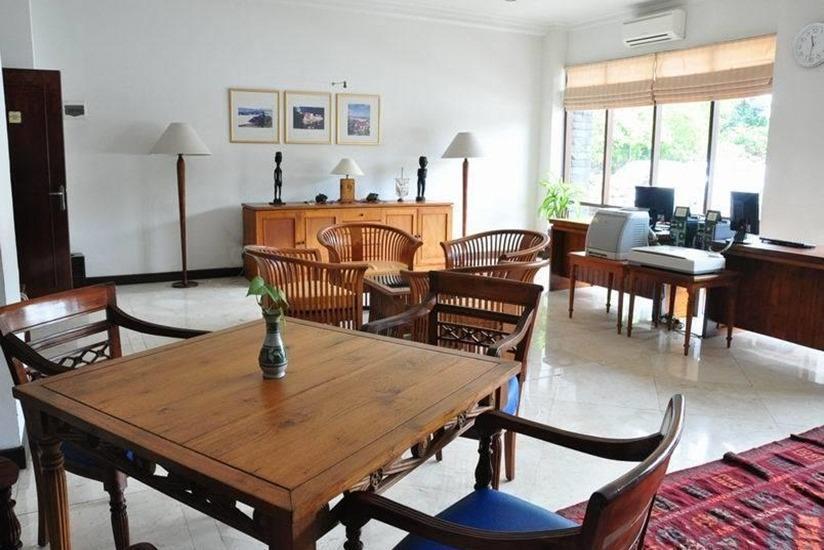 Mesra Business & Resort Hotel Samarinda - Ruang tamu