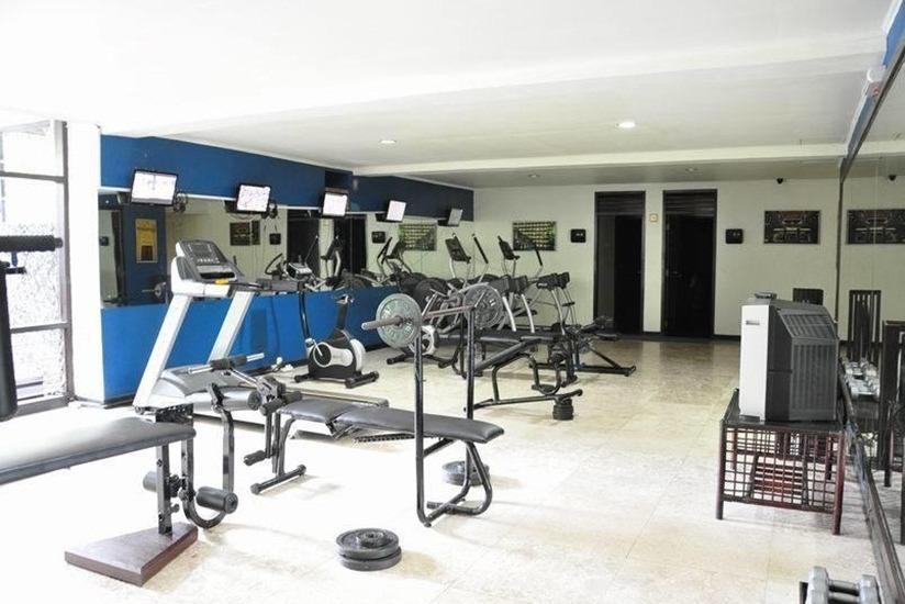 Mesra Business & Resort Hotel Samarinda - Pusat Kebugaran