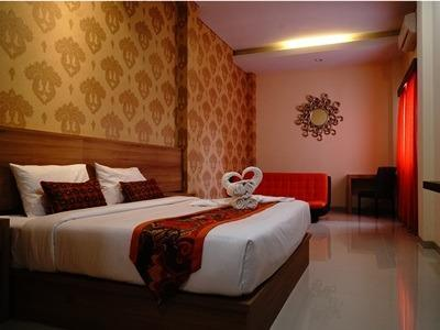 New d'Dhave Hotel Padang - Dhave Suite