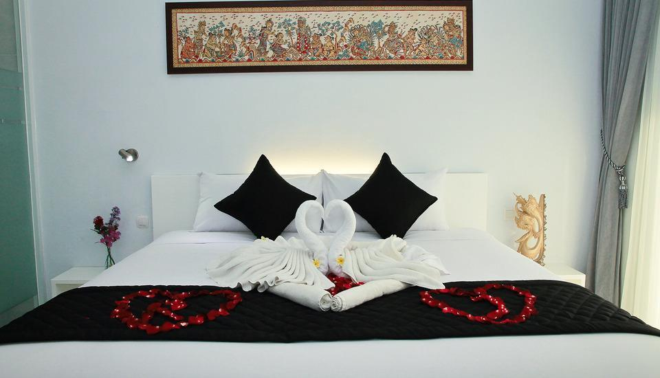 Puri Suksma Ubud Bali - Deluxe Double Room With Garden View Last Minute 45%