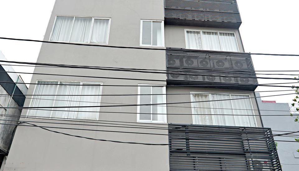 ZenRooms Near Bunderan HI Jakarta - Tampak luar