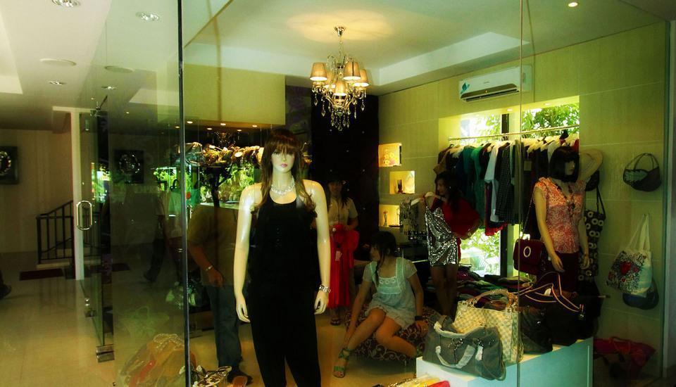 Harrads Hotel Bali - Boutique