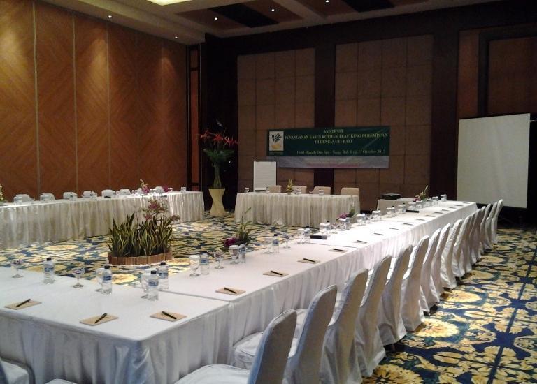 Harrads Hotel Bali - Ruang Rapat