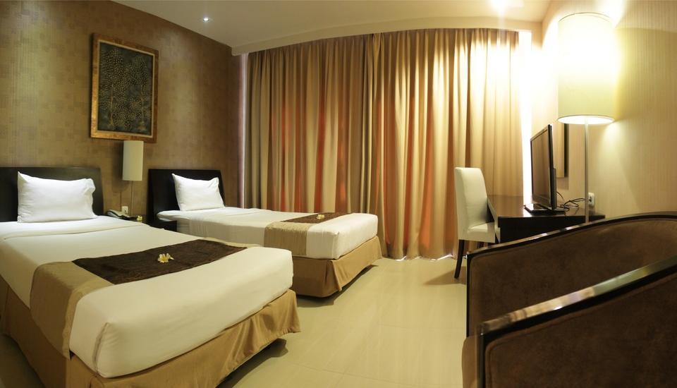 Harrads Hotel Bali - Kamar Deluxe
