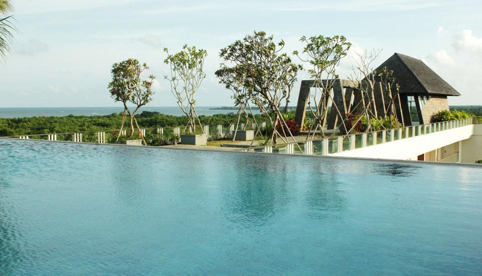 Harrads Hotel Bali - Kolam Renang