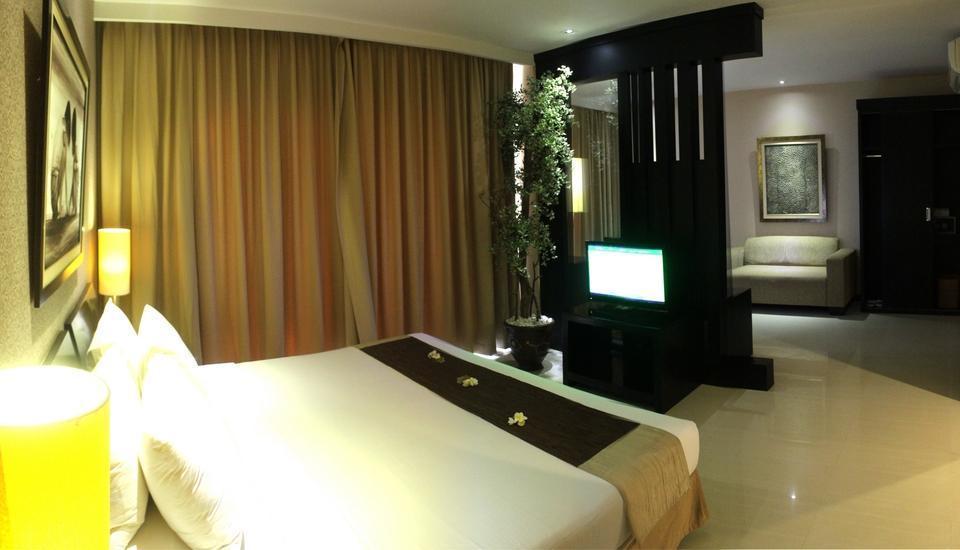 Harrads Hotel Bali - Kamar Superior 3A