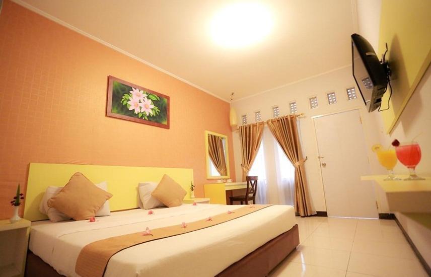 Hotel New Ayunda 2 Bogor - Kamar Deluxe