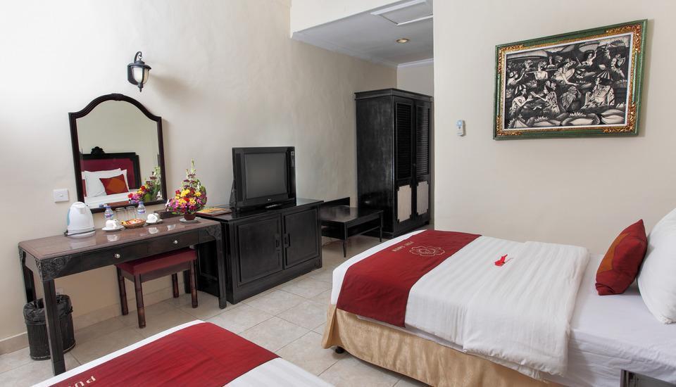 Puri Saron Lovina - Superior Room Early Bird