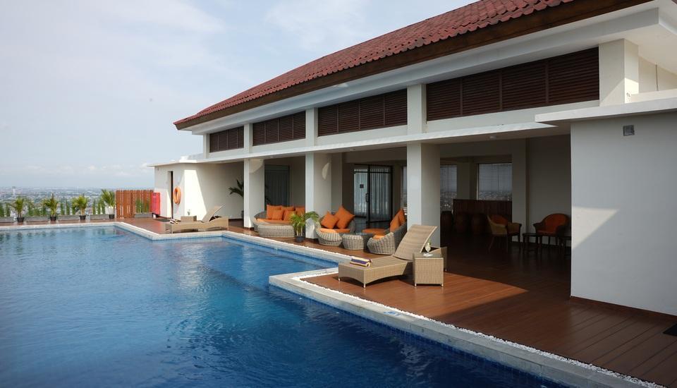 Hotel Wimarion Semarang Semarang - Swimming Pool