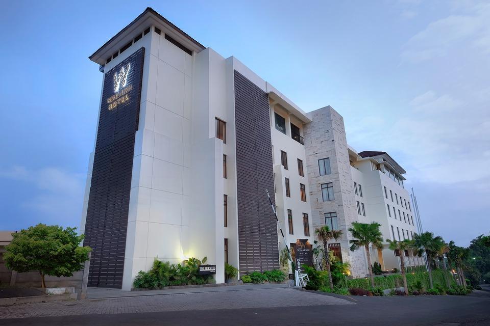 Hotel Wimarion Semarang Semarang - Hotel Exterior