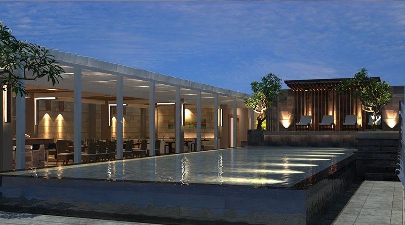 Hotel Pandanaran Yogyakarta - Kolam Renang