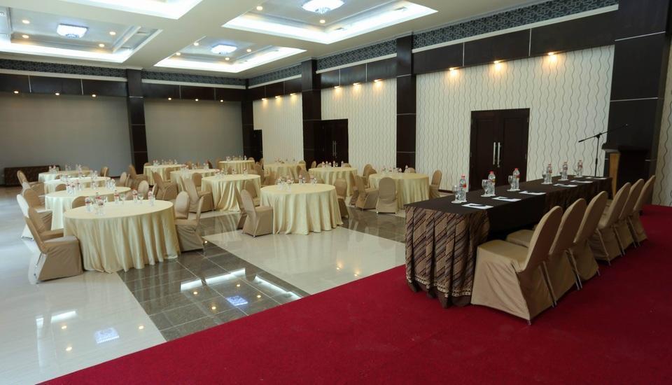Hotel Pandanaran Yogyakarta - Ruang Rapat