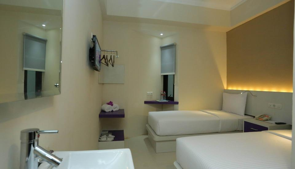 Pandanaran Prawirotaman Yogyakarta - Budget Twin Room
