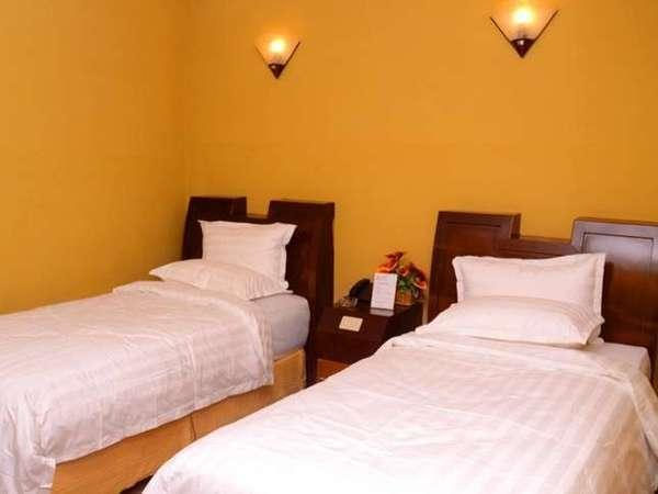 Dhaksina Hotel Medan - Deluxe