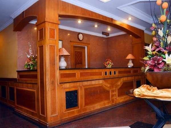 Dhaksina Hotel Medan - Reception