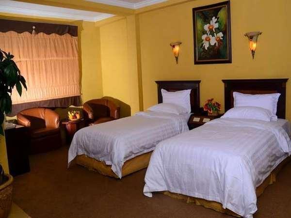 Dhaksina Hotel Medan - Junior Suite