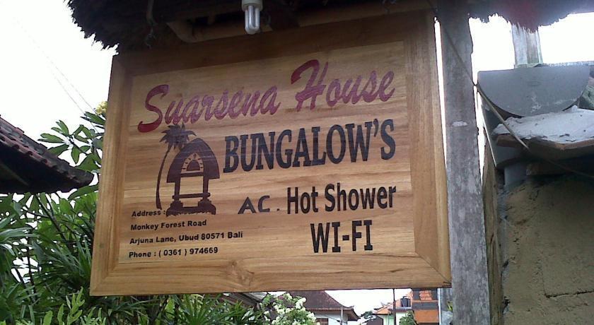 Suarsena Bungalows Ubud - (28/Mar/2014)