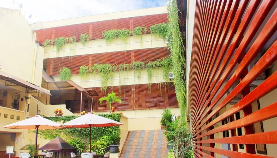 Front One Resort Wisma Aji Yogyakarta - Exterior