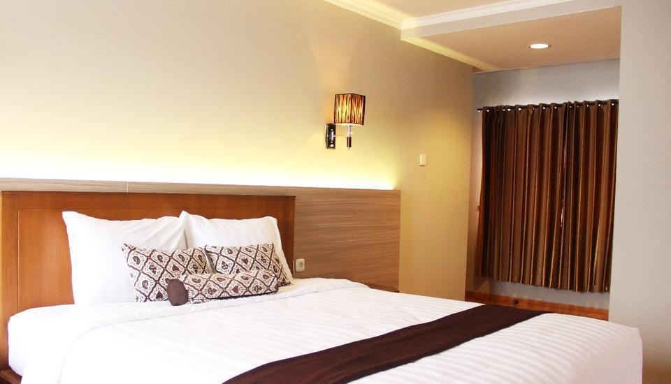 Front One Resort Jogja Yogyakarta - Deluxe Room Only (Double/Twin Bed) Regular Plan