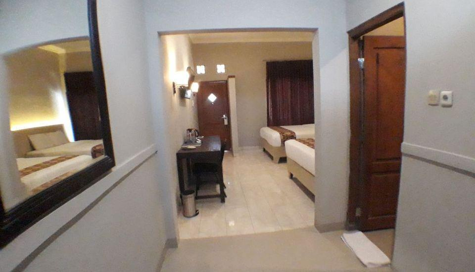 Front One Resort Jogja Yogyakarta - Family Suite Regular Plan