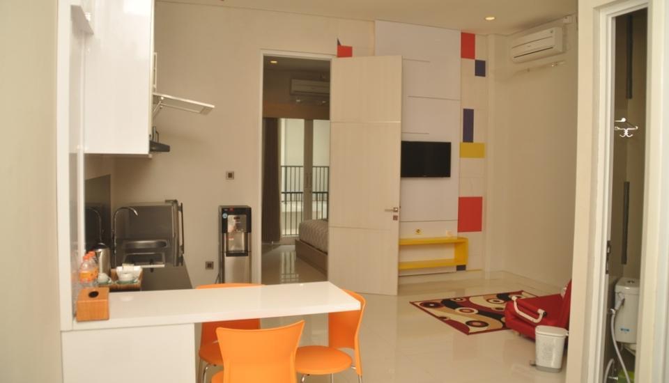 Grand Omah Sastro Yogyakarta - Interior ruang keluarga