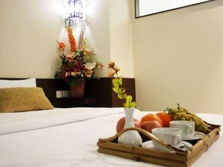 Bamboo Inn Hotel & Cafe Jakarta - Deluxe