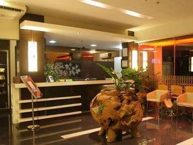 Bamboo Inn Hotel & Cafe Jakarta - Lobi