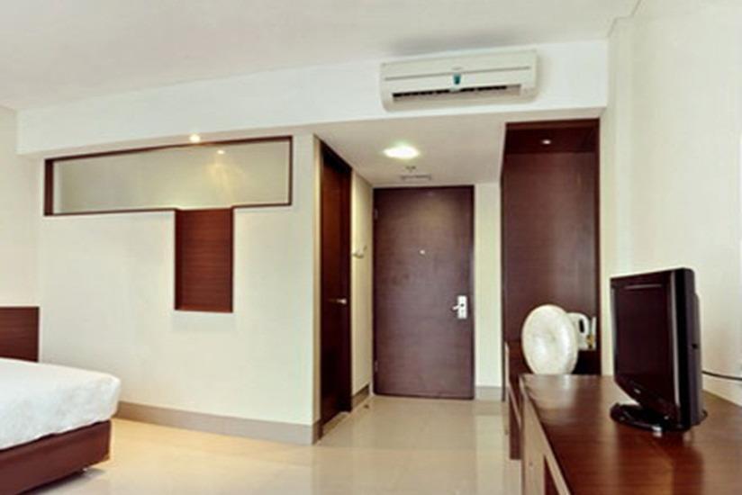 Bamboo Inn Hotel & Cafe Jakarta - Kamar tamu
