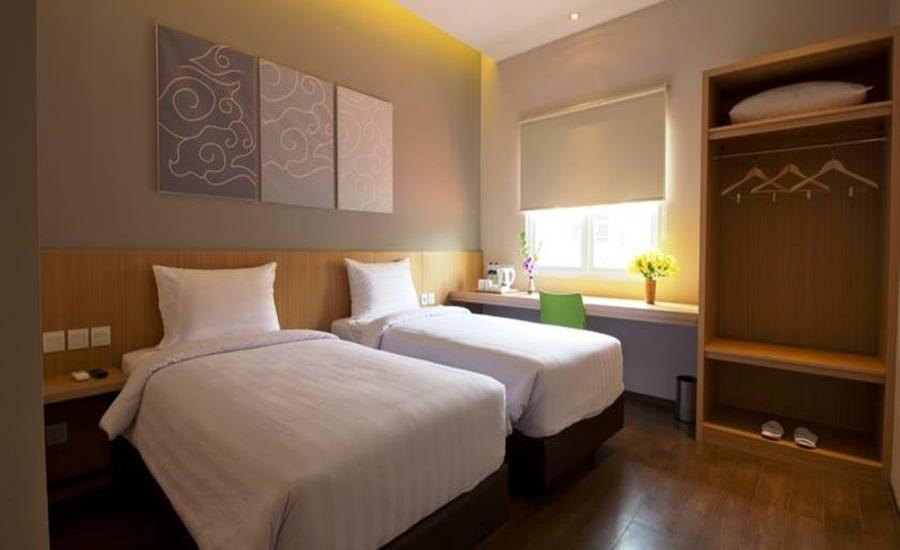 Vinotel Cirebon - Deluxe Room Regular Plan