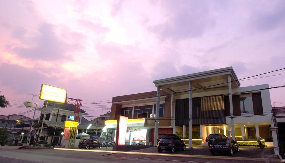 Vinotel Cirebon - Tampak depan Vinotel Cirebon