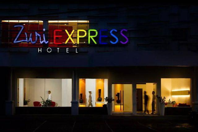 Zuri Express Hotel Pekanbaru - logo