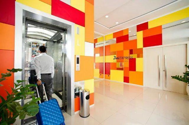 Zuri Express Hotel Pekanbaru - lif